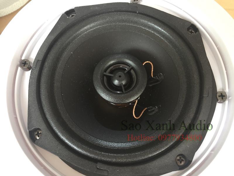 Loa âm trần APU CSB20 màng bass chuẩn kỹ thuật âm thanh hay