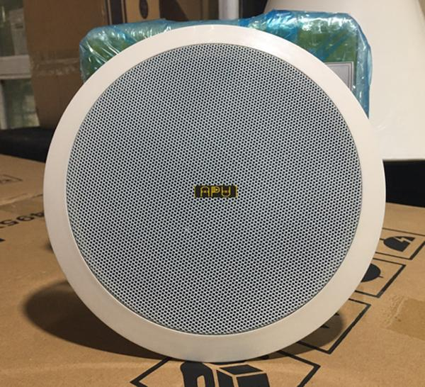 Loa âm trần APU CLS606T công suất 3-6w chuyên dùng cho nghe nhạc