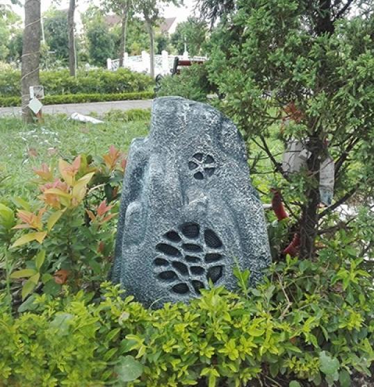Loa đá sân vườn DB LS902 âm thanh cực hay nghe nhạc cafe sân vườn biệt thự